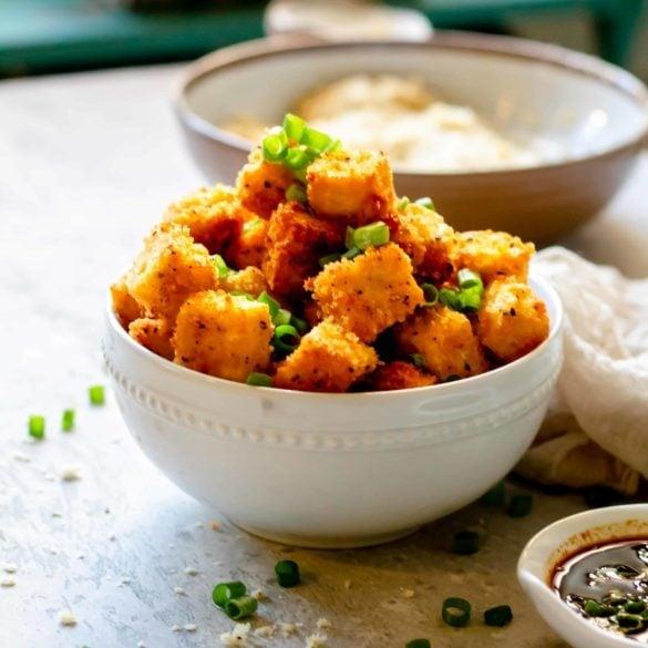 panko tofu recipe
