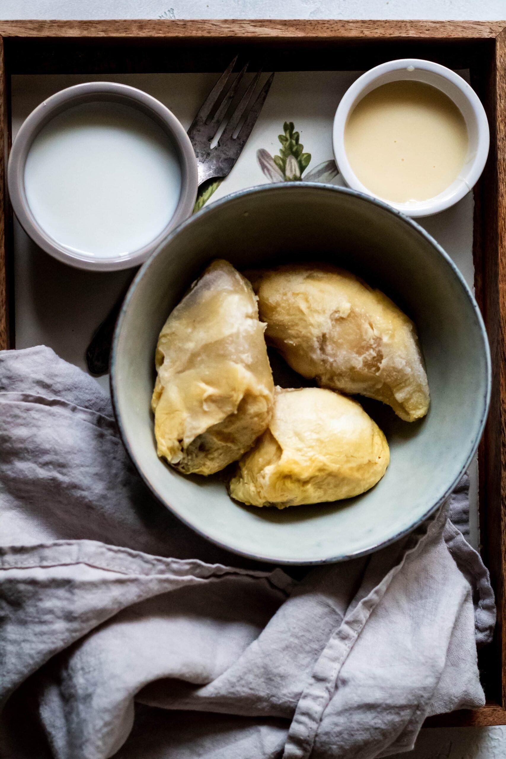 durian smoothie recipe