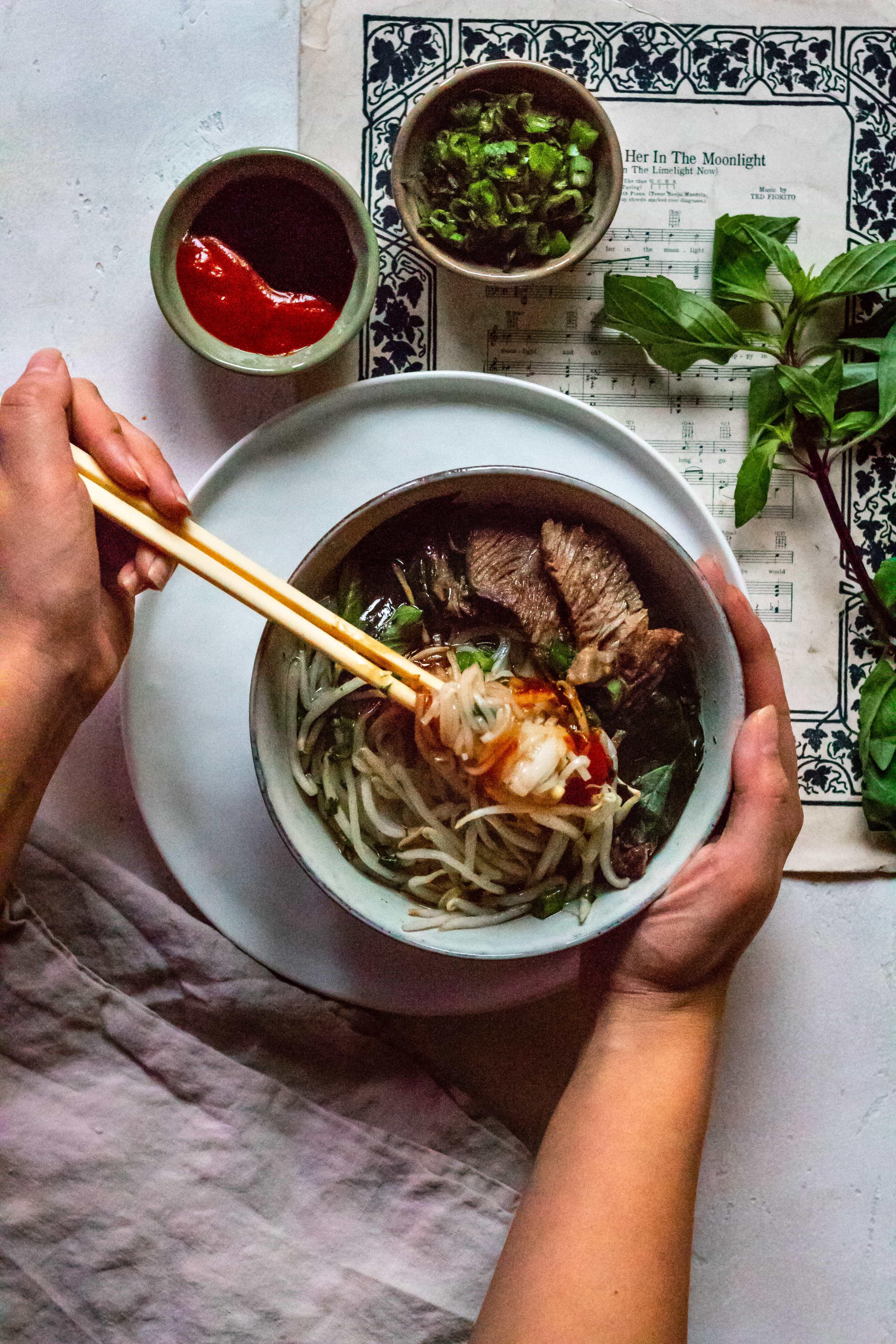 vietnamese beef pho recipe