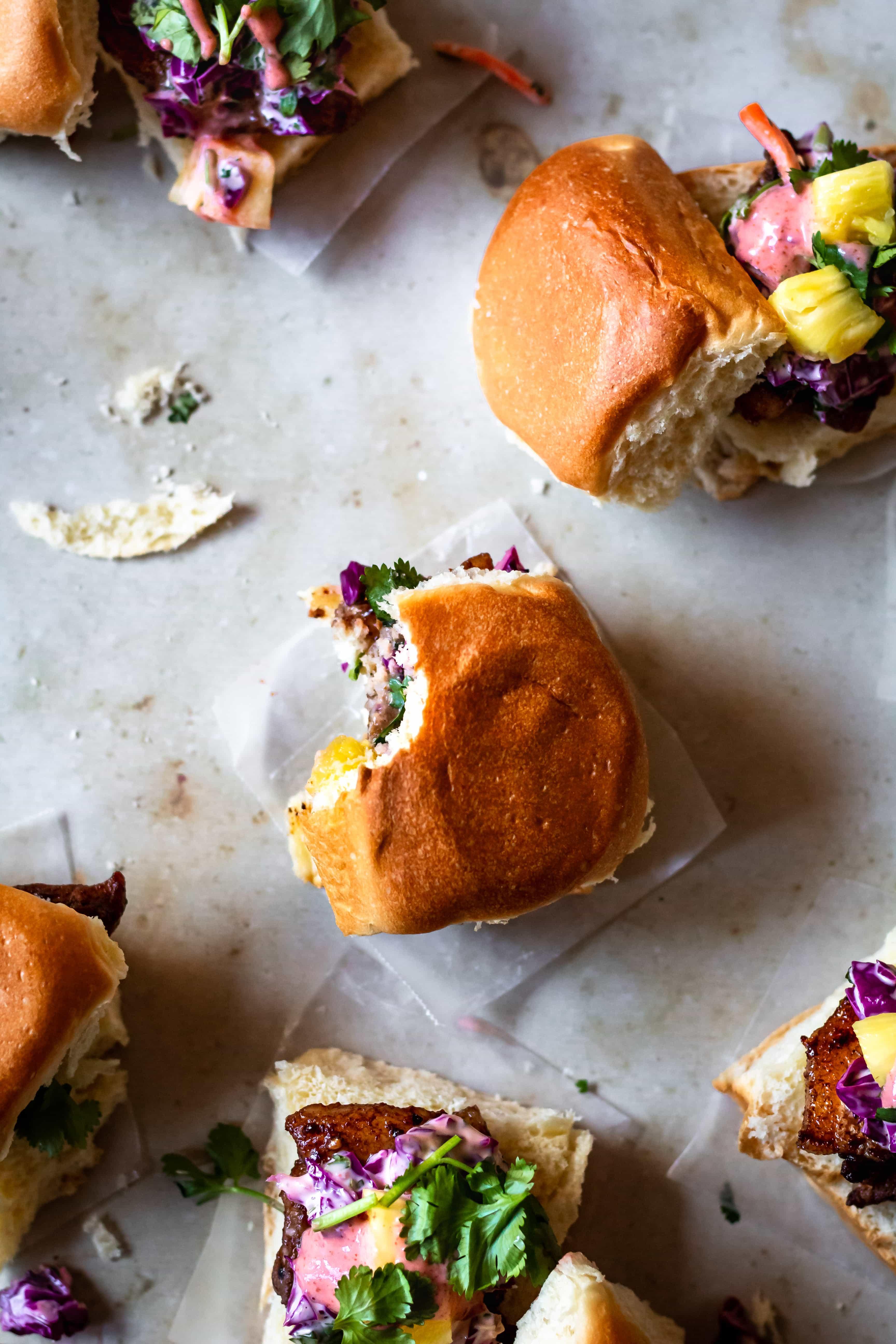 pork belly sliders recipe