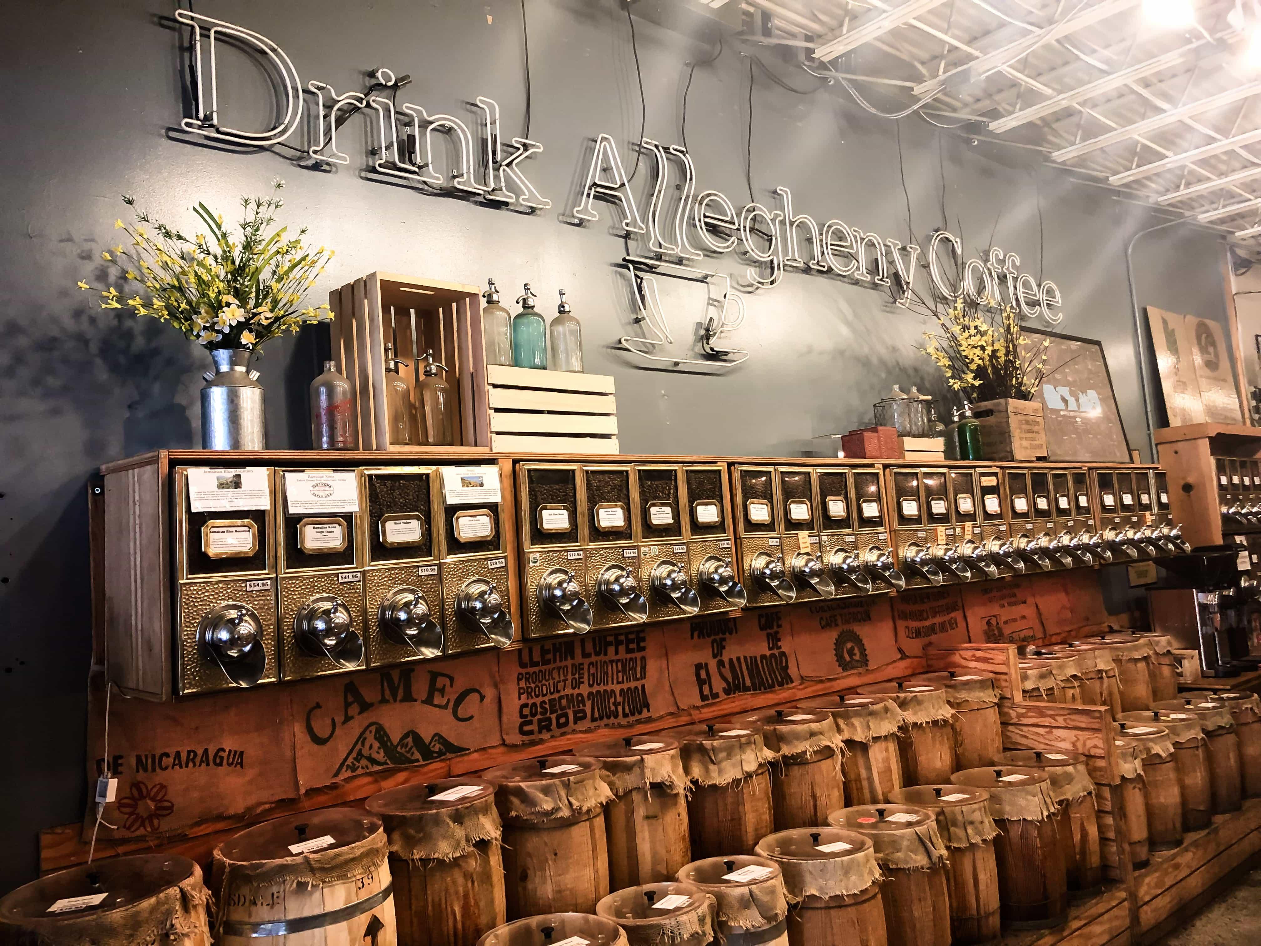 Allegheny Coffee