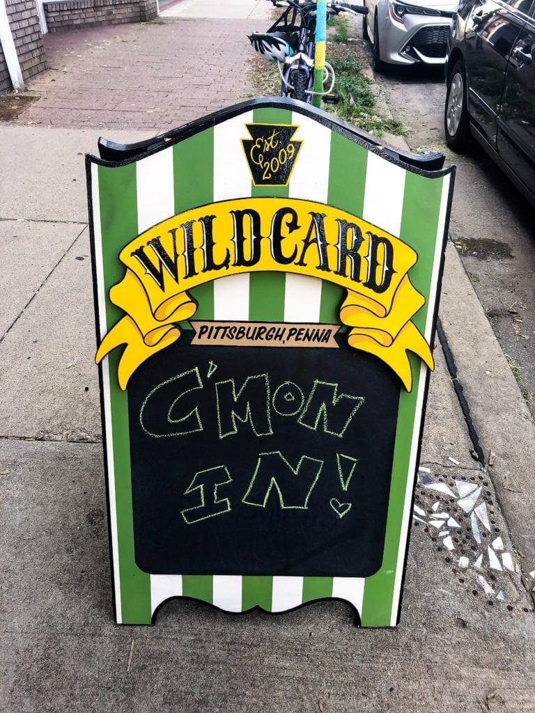 Wild Card Store