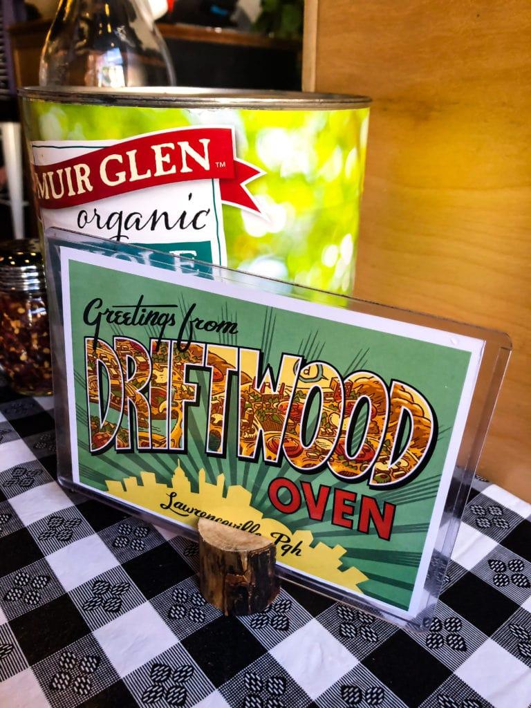 Driftwood Oven