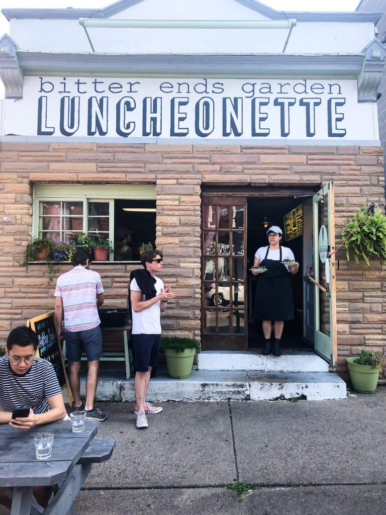 Bitter Ends Luncheonette