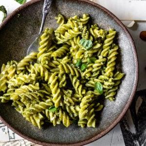 Thai Basil Pesto Recipe
