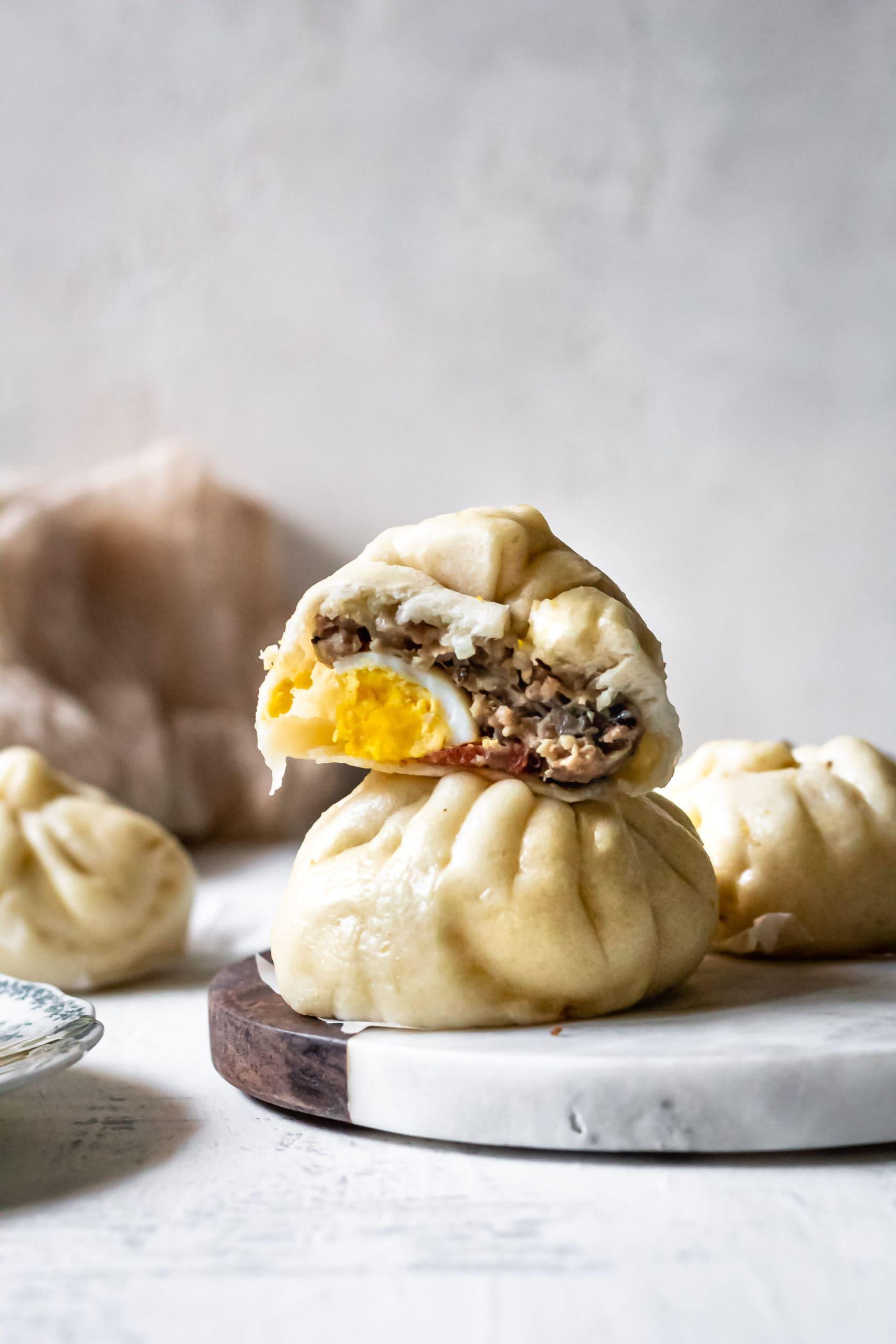 banh bao recipe