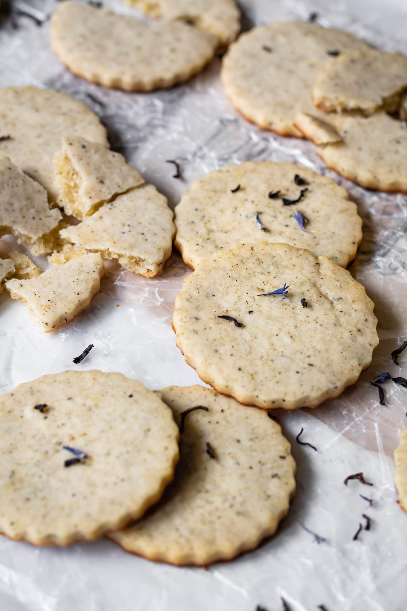 cookies post oven