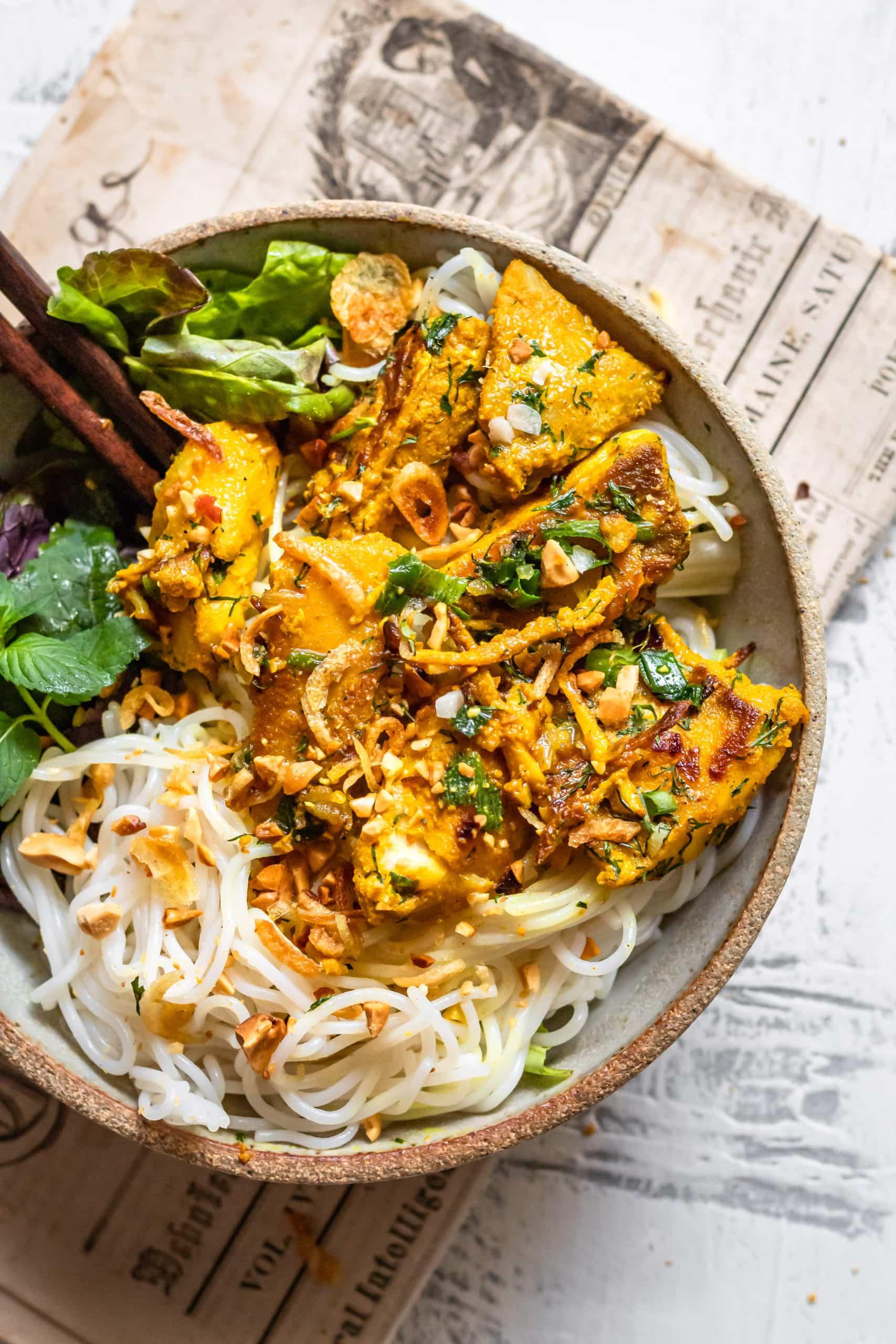vietnamese turmeric fish