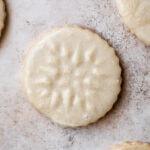 starry night sugar cookies