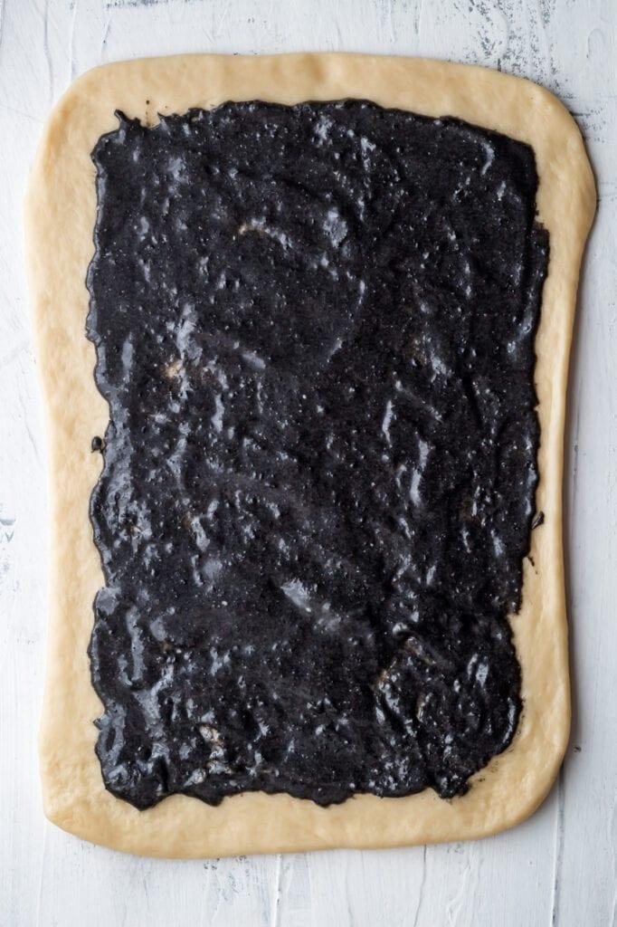 black sesame babka  cooking therapy