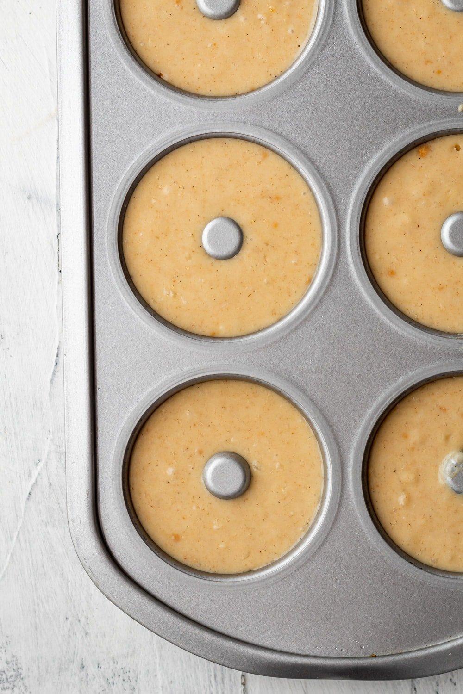 filled donut pan