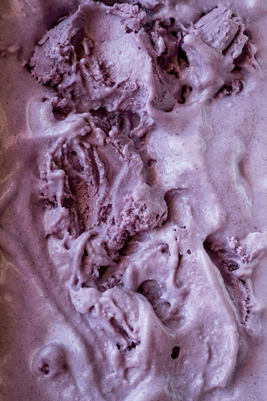 churned ube ice cream 2