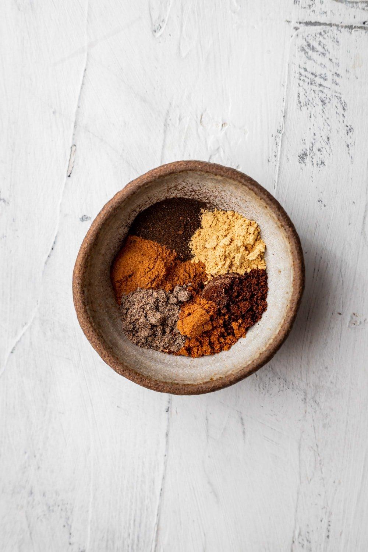 chai spice mixture